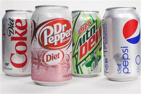 diet soda aspartame risks